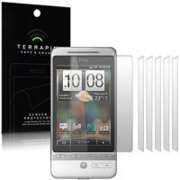 HTC G3 HERO SCREEN PROTECTOR - PACK OF 6 FROM TERRAPIN (T27)