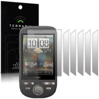 HTC TATTOO SCREEN PROTECTOR PACK OF 6 FROM TERRAPIN (T70)