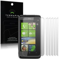 HTC 7 TROPHY SCREEN PROTECTOR - PACK OF 6 FROM TERRAPIN (S22)