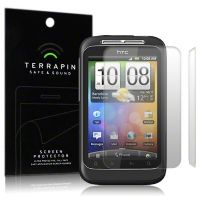 HTC WILDFIRE S SCREEN PROTECTOR 2-IN-1 TERRAPIN (S96)