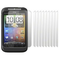 HTC WILDFIRE S SCREEN PROTECTOR 10-IN-1 (K14) (EOL)