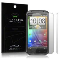 HTC SENSATION SCREEN PROTECTOR - 2-IN-1 FROM TERRAPIN (S101)