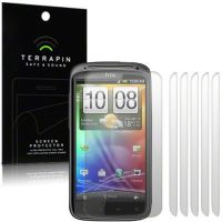 HTC SENSATION SCREEN PROTECTOR 6-IN-1 FROM TERRAPIN (S12)