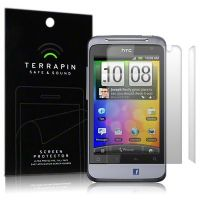 HTC SALSA SCREEN PROTECTOR 2-IN-1 BY TERRAPIN (S31)