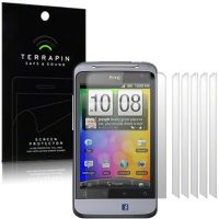 HTC SALSA SCREEN PROTECTOR 6-IN-1 BY TERRAPIN (S79)