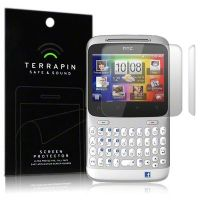 HTC CHACHA SCREEN PROTECTOR 2-IN-1 BY TERRAPIN (S98)