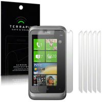 HTC RADAR SCREEN PROTECTOR 6-IN-1 BY TERRAPIN (S72)