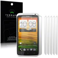 HTC ONE X SCREEN PROTECTOR 6-IN-1 BY TERRAPIN (T126)