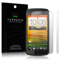 HTC ONE S SCREEN PROTECTOR 2-IN-1 BY TERRAPIN (T124)