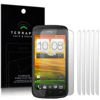 HTC ONE S SCREEN PROTECTOR 6-IN-1 BY TERRAPIN (T123)